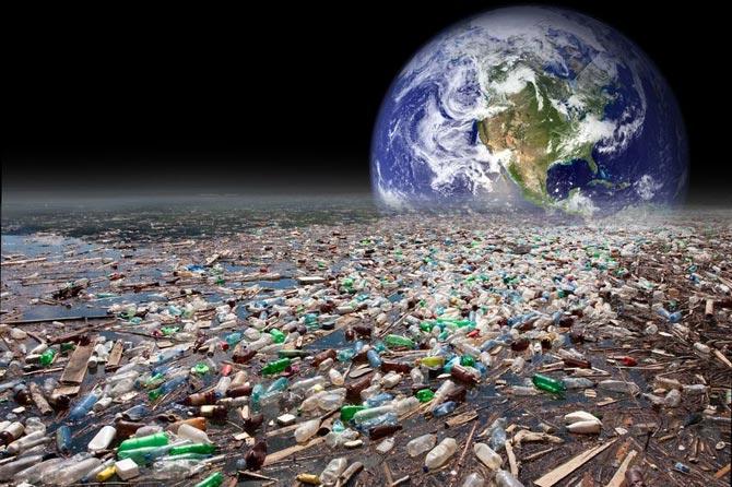 flaschenwasser pet umweltverschmutzung